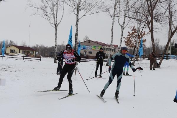 Первое место в командном зачете и первое в личном  заняли сотрудники  УФСИН России по ЕАО в соревнованиях по лыжным гонкам спартакиады «Динамо»